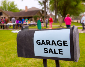 St. John LaLande Annual Garage Sale