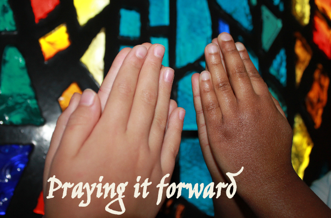 Praying it Forward Campaign